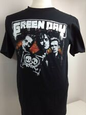 GREEN DAY 21st Century Breakdown 2009 M T SHIRT Punk Rock Band Fargo 2- SIDED