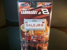 Dale Earnhardt Jr #8 Generic Budweiser License Plate 2007 Chevrolet Monte Carlo