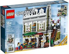 Lego Parisian Restaurant 10243 Creator Expert Modular Building BRAND NEW Retired