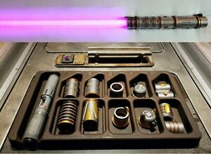 Star Wars Galaxy's Edge Savi's Workshop Lightsaber Parts Scrap Metal Pieces Savi