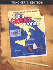 God's Great Covenant  New Testament 2 Parent Guide