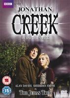 Jonathan Creek: The Judas Tree DVD (2010) Alan Davies, Renwick (DIR) cert 15