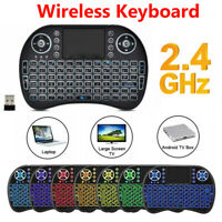 Mini Wireless Keyboard Maus 2.4 GHz Touchpad Für Android Smart TV BOX PC Tablet