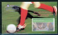 Bund Sport Markenheftchen 2003 mit MiNr. 2325 postfrisch MNH Fußball (E554