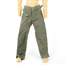 """1/6 WWII German Soldier Army man Pants Model Toy Clother Clothing f 12"""" figure"""