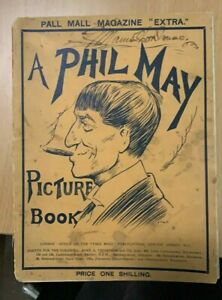 A Phil may Picture Book Pall Mall magazine extra