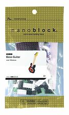Nanoblock  Base Guitar 140 Pcs Building Kit S.58325