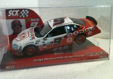 qq 62680 SCX IMPORT DODGE CHARGER NASCAR 07 #9 KASEY KAHNE DODGE DEALERS