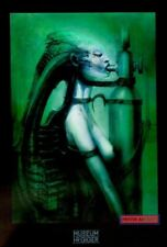 HR Giger Museum Alien in Tank Art Poster 24 x 35