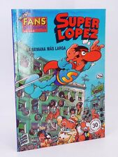 SUPER LÓPEZ SUPERLÓPEZ FANS 6. LA SEMANA MÁS LARGA (Jan) B, 2003. OFRT