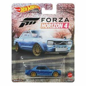 Hot Wheels Nissan Skyline H/T 2000 GTX Replica Entertainment 2021 Wave 2