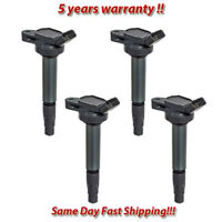 OEM Quality Ignition Coil 4 Pcs for CT200h, xD, Corolla, Matrix, Prius 1.8L 2.4L