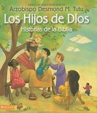 NEW - Los hijos de Dios historias de la Biblia (Spanish Edition)