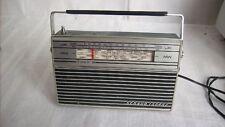 Schaub Lorenz Tiny S seltenes Transistorradio Kofferradio Radio  Kabel geprüft