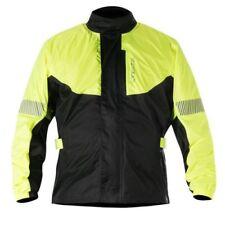 Pantaloni per tutte le stagioni gialli per motociclista