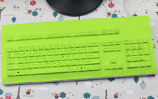 Dustproof keyboard silicon case for Cherry G80-3000/3494 keyboard cover