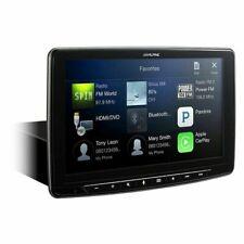 Alpine iLX-F309 Touchscreen Audio/Video Receiver w/ Apple CarPlay  Android Auto