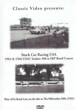Stock Car USA USAC Yankee 300 IRP 1964 1966 AAA Milwaukee Mile 1951 FOYT TURNER