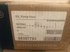 Grundfos Magna1 40-60 Pump Head 98357753 Magna 1