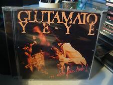 CD. GLUTAMATO YE-YE. ...ESTO FUE TODO!. 24 TRACKS. 2014. SEALED. PRECINTADO