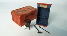 More details for hornby o gauge watchmans hut  accessories set no.7
