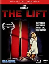 The Lift Blu Ray + DVD Blue Underground Dick Maas 1983 with booklet