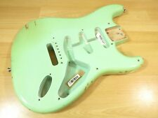 Fender 57 Stratocaster Body Fender Surf Green Relic AVRI '57 Strat Body Nitro