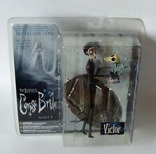 McFarlane Tim Burton`s Corpse Bride Victor 18 cm Figur 5+ Neu