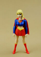 4in DC JLU Series Action Figure Loose Super Girl Toy