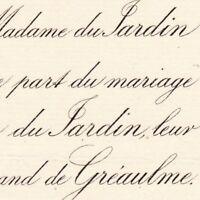 Valérie Pintevin Du Jardin Angers 1884 De Greaulme