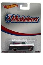 2015 Hot Wheels Mars Candy 3 Musketeers '55 Chevy Panel
