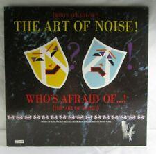 The Art Of Noise Whos Afraid Of Original Holland 1984 Vinyl LP Record
