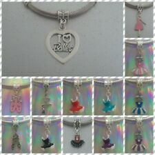 ❤ Ballet Themed Charms ❤ FOR CHARM BRACELETS ❤