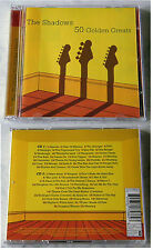 Shadows - 50 GOLDEN Greats/ORIG.... 2000 EMI do-CD Top