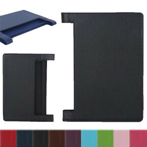 """Shockproof PU Leather Slim Case Cover For Lenovo Yoga Tab 3 Pro 10 10.1"""" Tablet"""