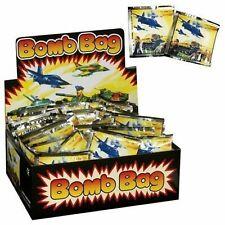 BOMB BAGS LOUD BANG FUNNY JOKE PRANK BOYS TOY CHILDRENS GIFT PARTY BAG FILLER