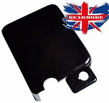 BLACK BATTERY CARRIER COVER BOX COVER CLASSIC ROYAL ENFIELD MOTORBIKE @UK