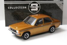 1:18 Triple9 Opel Kadett C2 Sedan 4-Doors gold 1977 NEW bei PREMIUM-MODELCARS