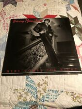 BARRY MANILOW HERE COMES THE NIGHT  LP VINYL RECORD