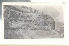 Winding Road Through The Mountains  Photograph  Postcard 5293