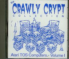 Crawly Crypt Collection - Vol 1 (CD, Atari ST/TT/Falcon)