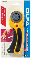 OLFA Japan Safety Rotary Cutter L-156B 45mm for Cloth Paper Film etc. from Japan