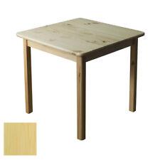 Tisch Holztisch Kiefernholz 60x60 Küchentisch Beistelltisch Couchtisch Sofatisch