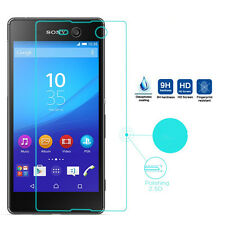 9H Tempered Glass Screen Protector for Sony Xperia M5