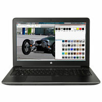 HP ZBook 15 G4 Panther 15,6 FHD-IPS i7-7820HQ 16GB 512GB-PCIe +1TB Quadro M1200