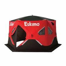 Eskimo FatFish 6120i Ice Shelter, 6-Sided