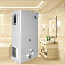Chauffe d'eau à Gaz Naturel Sans Réservoir Chaudière Électriques facile installé
