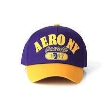 Unisex Mens Womens Short Visor Casual 1987 NY Baseball Cap Trucker Strap Hats