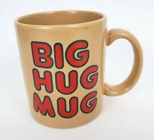 Big Hug Mug Coffee Cup FTD Bouquet HBO True Detective Vintage Original Excellent