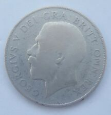 1923 King George V Silver 500  One Shilling